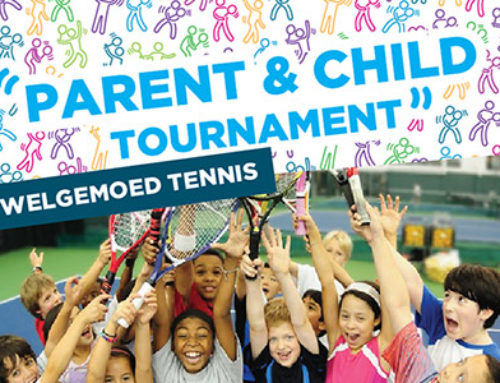 PARENT & CHILD TOURNAMENT